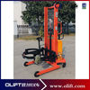 300kg high lift battery operated drum lifter (with CE)