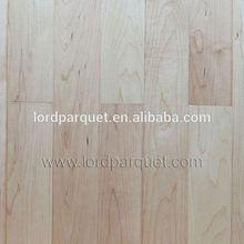 0.16 inch top lamellas Solid wood Floorboards