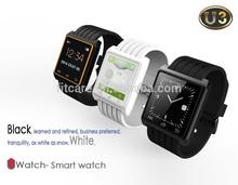 bluetooth sport smart watch u watch u3 like samsung galaxy gear watch