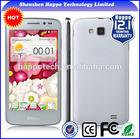 Stylish MTK6572 Dual core smart mobile phone, cheap gps wifi 3g mobile phon,e dual sim smart mobile phone