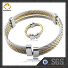Fashion design good quality stainless steel jewelry making wire