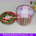 2014 100% de algodón caliente venta de navidad toalla de regalo