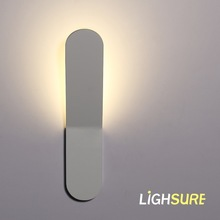 Power saving and unique design indoor acrylic up down wall light for home