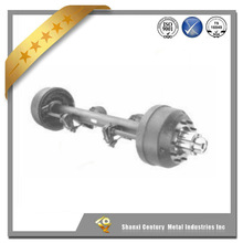 hot sale oem Outboard Series 20T American Axles for Truck