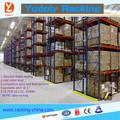 convenient standard warehouse straoge medium duty shelving racking system