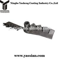 investment casting iron parts