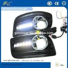 high quality hot sale led day lights for VW Golf 5 GTI (03-09)go kart kits for sale/led car float light