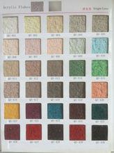 Decorative Chips Garage floor epoxy coating
