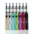 Recargable cigarrillo X7 voltaje variable 1600 mah, Ego cordón para X6 V2 X7 vaporizador bobina de recambio del japón