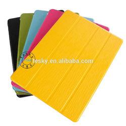 For Ipad Mini 2 Case Cover,Ultra Slim 4-Fold Folio Pu Leather Case For Ipad Mini 2
