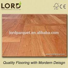 0.16 inch top lamellas Herringbone engineered wood floor
