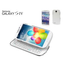 Slilding Wireless Bluetooth Keyboard Case For Samsung Galaxy S4 I9500