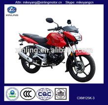 CXM125K-3 STREET MOTORCYCLE