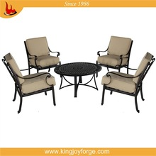 Popular garden aluminum patio furniture sofa