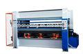 madera caliente hidráulica máquina de la prensa toneladas 100