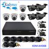 Low Cost!!! 8chs 1.3Megapixels AHD security camera Kit System/HD-AHD Camera Kit,Security Surveillance System