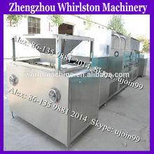 Raisin Drying Machine/Microwave Tea Leaves Sterilization Machine/Food Grade Tunnel Microwave Dryer