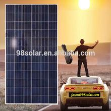 High quality 300W poly solar panel 36v