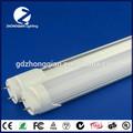 Nueva caliente artículos 2.4m t8 tubo fluorescente