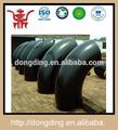Ansi b16.5 a105n sch40 sans soudure en acier au carbone coude degré 90 usine