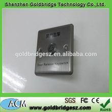 Branded creative lock key switch metal