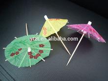 cocktail umbrellas toothpicks