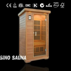 1 Person Wood House Romania With CE/ETL/TUV/ROSE CERTIFICATE