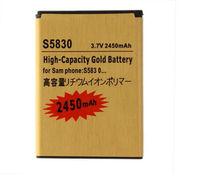 For samsung Galaxy Pro/B7510/i569/i579/S5660/S5670/S5830/EB494358VU/S6358/Galaxy Ace Dear/i66 Batterie Batterij Bateria