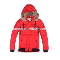 2014 new fashion customized outdoor men winter coat