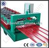 Aluminium roofing sheet machine for corrugating aluminium sheet