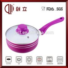 two handle saucepan