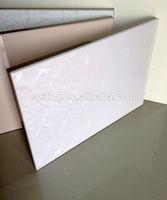 Emossed design petg decorative board for wardrobe ,cabinet ,decoration