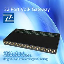 Asterisk ejoin 32 voip modbus rtu goip 32/128sims gsm gateway laptop