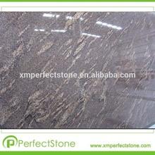 Juparana California Brazil Giallo California granite tile countertop edge