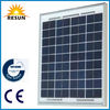 powerwell solar panel 140w solar panel with TUV CE approval standard