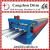 Professional manufacture kinds of floor deck roll forming machine