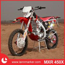 450cc off road motorbike