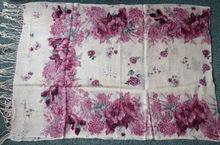 2014 fashionable lady scarf wool fabric