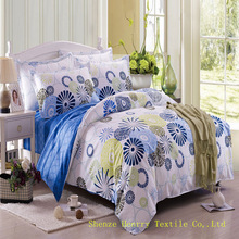Special offer authentic home textile wholesale wedding bed cotton four-piece brand bedding sheets