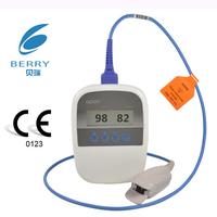 Berry Custom Logo principle low handheld pulse oximeter reading