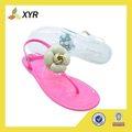 fantasia moda elegante das senhoras bonito vestido barato sandálias gilrs para