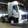 China howo gnc 4x2 260hp pequeño tractor camión camión tractor cabeza/mini tractor remolque de camión