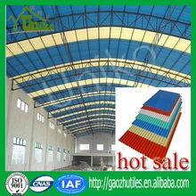 ultra weathering Double Layer corrugated sheet plastic