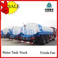 10000 litre howo 4*2 su tankeri nakliye kamyonu satılık
