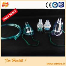 Equipos médicos / venturi máscara de oxígeno / oxígeno máscara de respiración