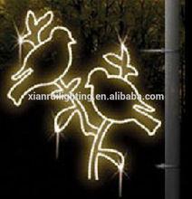 christmas led street light motif / 3d led motif light / christmas lighting outdoor popular wholesale festival items