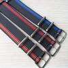 custom fancy nato nylon watch strap manufacturer