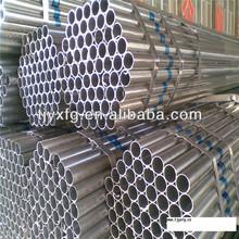 Alibaba LGJ 1.5 inch 48.3mm gi BS EN 39 steel scaffolding galvanize steel pipe with 100 g/m2 zinc coating