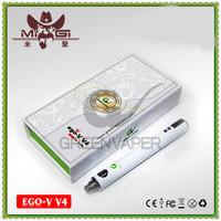 Hot selling ecig large capacity battery ego-v v4 mega battery 1300mah ego v v4