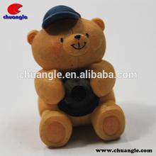 Resin Wholesale Figurine Bear Animal Toy